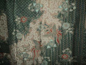 motif batik pengusaha J Chandra Ekajaya & J Wijanarko