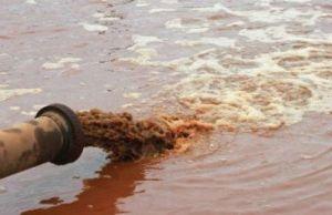 Pencemaran Sungai Barito