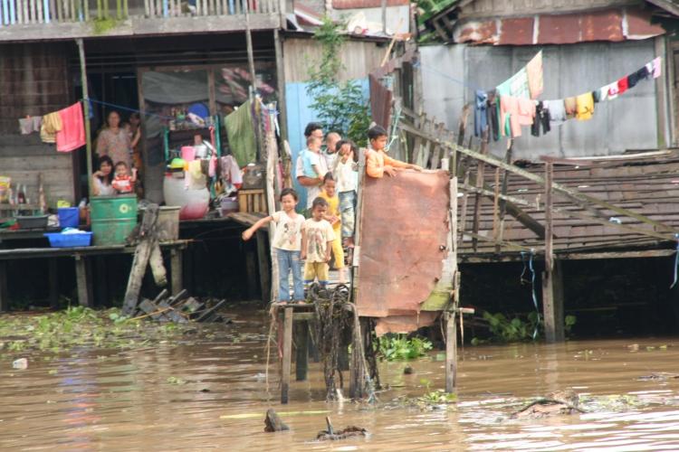 Sampah Sungai Barito